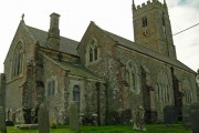 Petrockstowe Church