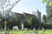 St Peter & St Paul, Luddesdown, Kent