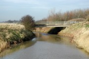 North Channel Bridge, Patrington Haven