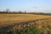 Farmland near the M4