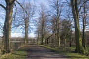 The Path to Peover Hall