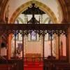St John the Evangelist, Moggerhanger, Beds - East end