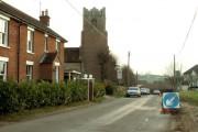 Charsfield village