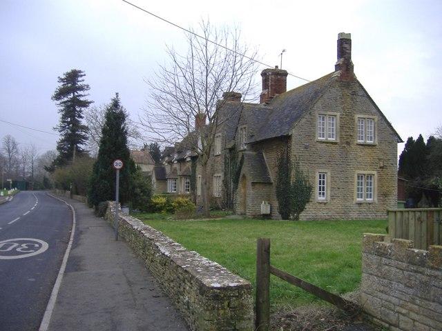 Cottages, Down Ampney