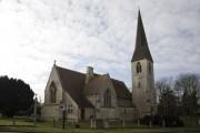 Church, Waresley, Cambridgeshire