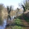 Kennet and Avon Canal west of Aldermaston