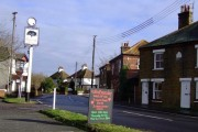 Great Stambridge village