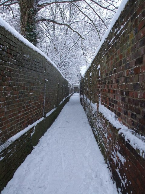 Bank Alley, Tring