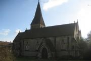 All Saints Church, Rye Road, Hawkhurst