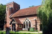 St Michael & All Angels, Berechurch, Essex