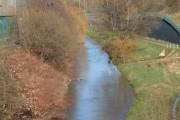 River Trent at Sideway