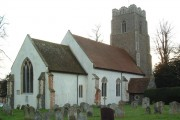 All Saints Brandeston