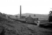 Tunshill Village, near Milnrow, Lancashire