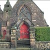 Entrance to St. Luke's - Wellington, Hanley