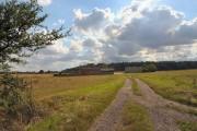 Track to Sandfield Farm