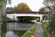 Bridge 200, Grand Union Canal, Hayes, Middlesex