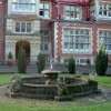 Fountain, Pendley Manor