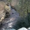 Afon Wen from Pont y Felin, Chwilog