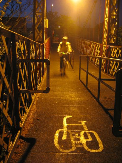Gaol Ferry Bridge