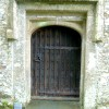 Morval Church Door