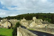 Blanchland viewed from the bridge