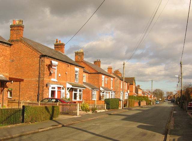 Moorfields, E Willaston
