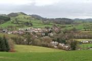 View of Pontrobert