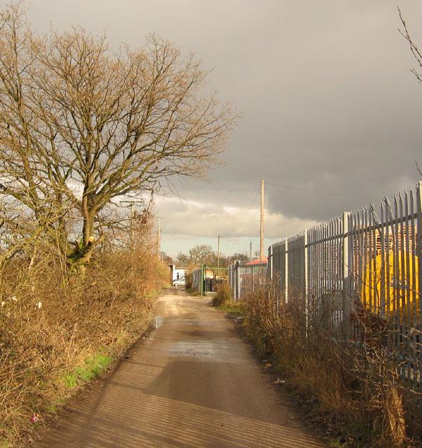 Trickett's Lane, Willaston