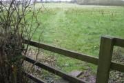 Footpath near Cane End