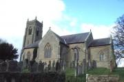 St Andrews Church, Thursby