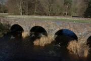 Old road bridge near Ballymena