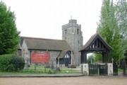 St James, Bushey, Herts