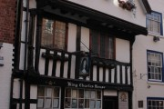 King Charles House, Worcester