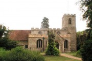St Lawrence, Ardeley, Herts