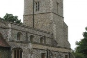 St Nicholas, Great Hormead, Herts
