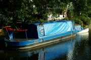 Chesterfield Canal - Narrowboat
