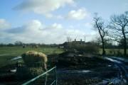 Drakelow farm, off the A530 King street , nr Rudheath, Northwich