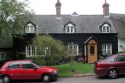 House near church, Rushden, Herts