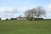 Thelbridge: towards Woodford Farm