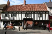 Tudor building on Cartergate