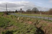 The Eardisland road at Lawton Cross