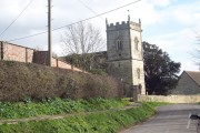 St Peter's Church, Hinton St Mary