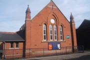 Alvaston Methodist church, Brighton Road, Alvaston