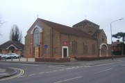 English martyrs catholic church, London road Alvaston