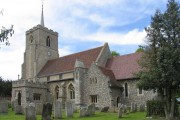 St Mary the Virgin, Albury, Herts