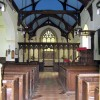 St Cecilia, Little Hadham, Herts - East end