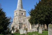Borough and Parish Church of St Mary, Harrow on the Hill, Middlesex
