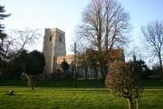 Stansfield Church