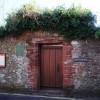 Vicarage Entrance Door, Paignton Parish Church