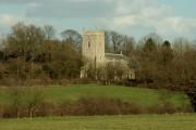 St. Mary's church at Cratfield